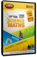 10th Std CBSE NCRT Science & Maths