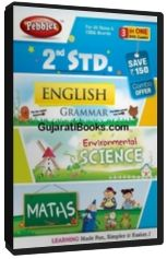 2nd Std (Maths, Science & English)