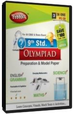 9th Std Olympiad Preparation & Model Papers