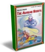 Tales From Arabian Nights (English) - Set of 8 Books