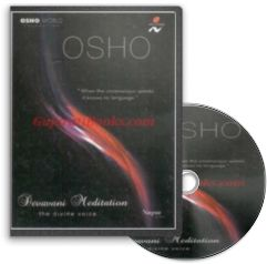 Devavani Meditation (English Audio CD) by Osho