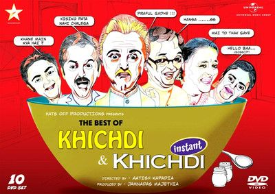 The Best Of Khichdi & Instant Khichdi