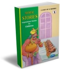 Moral Stories (English) - Set of 6 Books