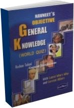 Navneet Objective Genral Knowledge World Quiz