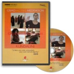 Osho Active Meditation - Kundalini (English Audio CD) by Osho