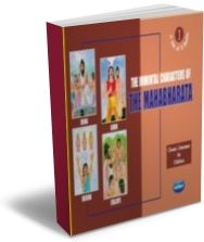 Immortal Characters of Mahabharat (English) - Set of 5 Books