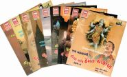 Hits of Hemant Chauhan Mp3 Bhajan Sets of 9 CDS