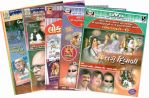 Live Gujarati Dairo DVD Sets of 4 CDS