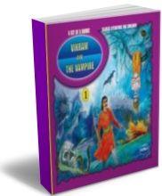 Vikram And The Vampire (English) - Set of 5 Books