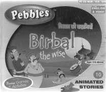 Birbal The Wise (English & Hindi)